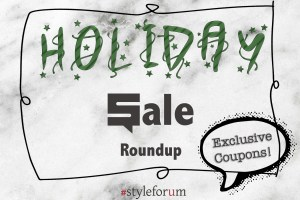 HOLIDAY SALES BOXING DAY SALES SALES LIST
