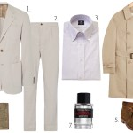 How to Wear a Light Colored Suit This Spring