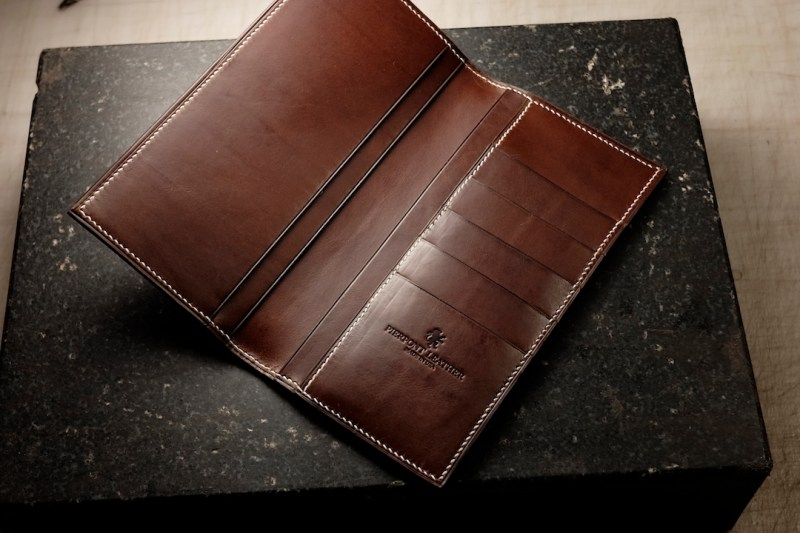 Making a Handmade Wallet