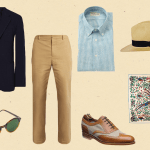What to Wear to the Botanic Gardens