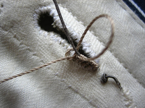 What is a milanese buttonhole styleforum