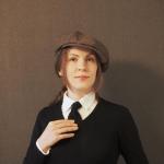 Anu Elizabeth on Menswear for Women