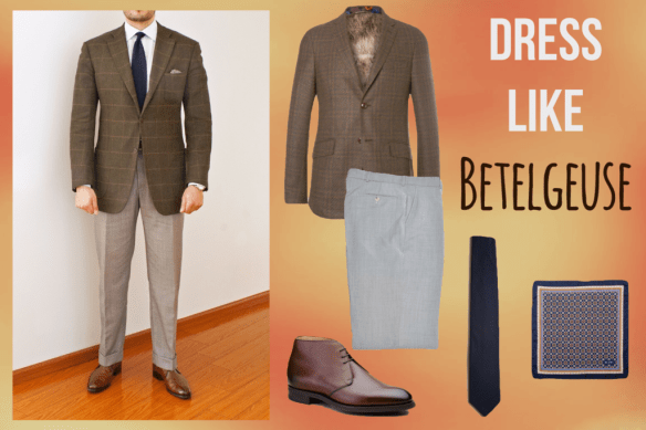 impeccable outfit betelgeuse styleforum