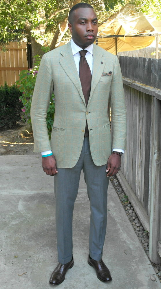 dressing well when you're tall styleforum chocsosa tall guy style