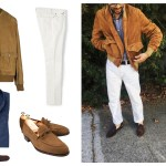 How to Style White Jeans with @eddiemczee