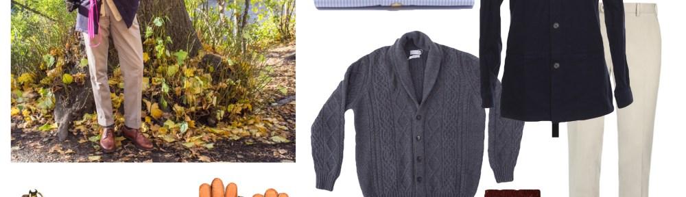 how to style an overshirt styleforum erik mannby overshirt