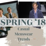 Casual Menswear Trends for Spring 2018