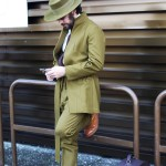 Looking Beyond Blues and Greys: Green in Menswear