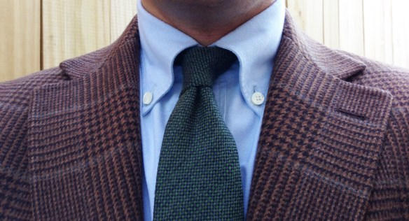 ocbd shirt syleforum collar