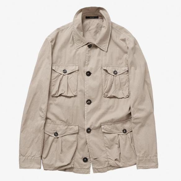 Anglo-Italian safari jacket