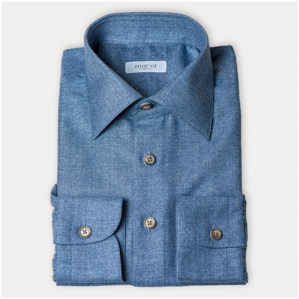 denim shirt sport coat