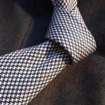 From Town to Pattern: the 'Macclesfield' Tie