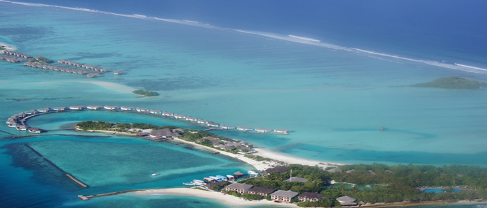 visit Maldives for its Archipelago.