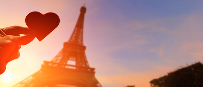Paris: The city of Love and one of the most romantic destinations in the world