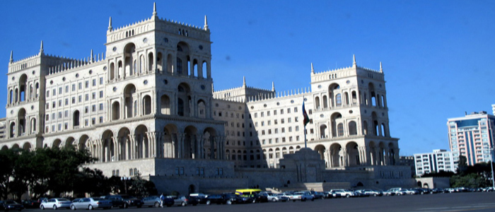 Visit Azerbaijan to witness Modern Architecture