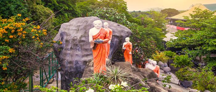 Buddhist Culture Sri Lanka
