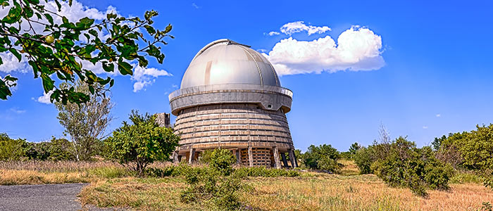 Byurakan Observatory An astronomical observatory experience