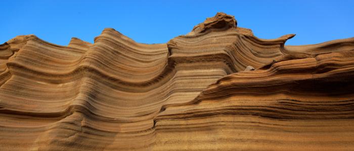 reasons to visit Cape Verde: diverse hills
