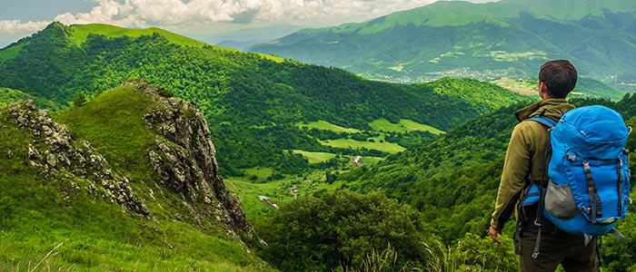 things to do in Armenia for forest and wildlife lovers