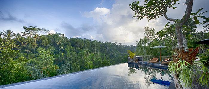 Luxury accommodation hotel bali