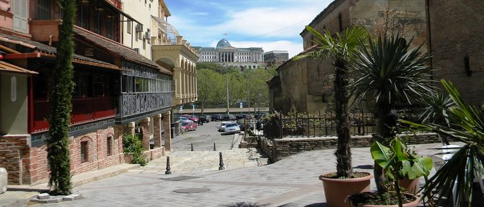 things to do in Georgia country - Explore the streets of Old Tbilisi