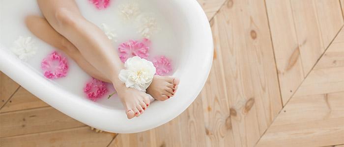 dubai milk bath