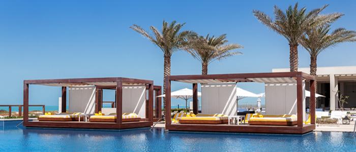 extravagant beach hotels