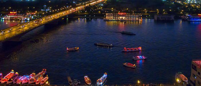 Amazing views along river Nile