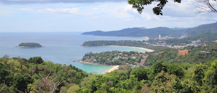 why visit phuket - for its landscapes