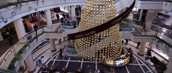 kiev shopping mall