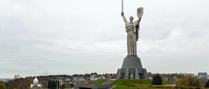 motherland monument ukraine