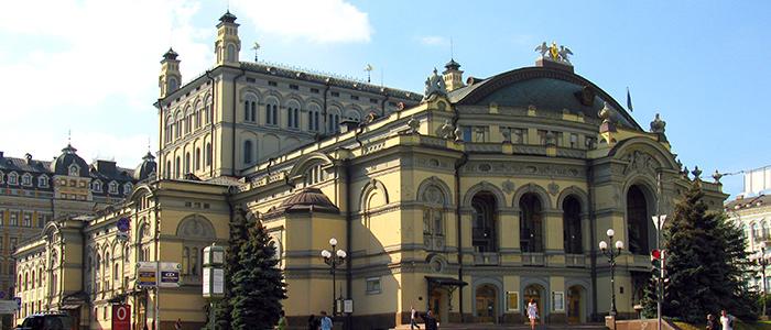 opera house in kiev ukraine