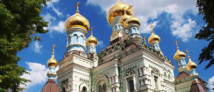 unexplored churches of kiev