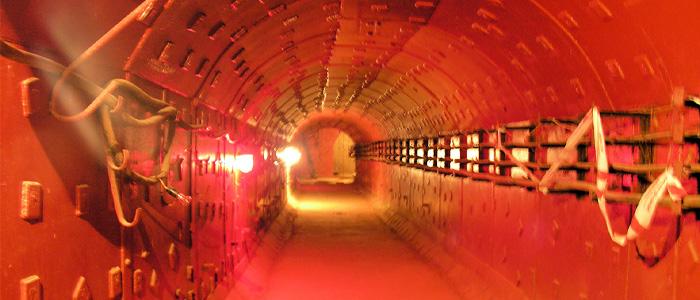 Underground bunker 42