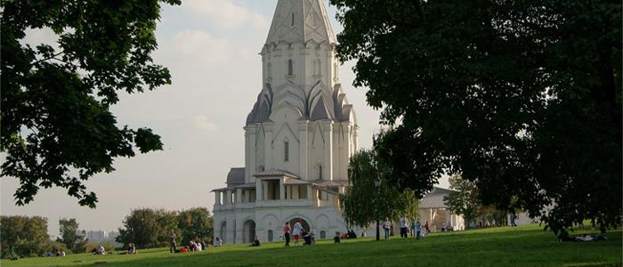 kolomenskoye village