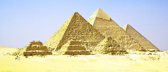things to do in Egypt- giza pyramids