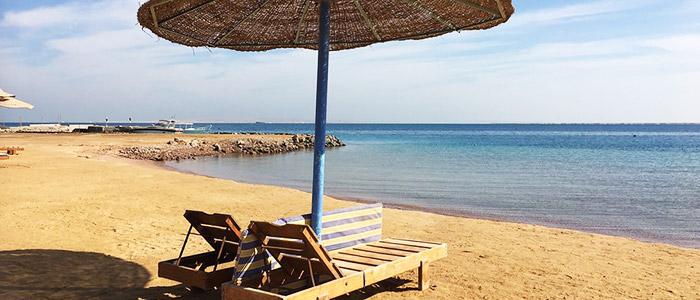 things to do in Egypt- hurghada beach