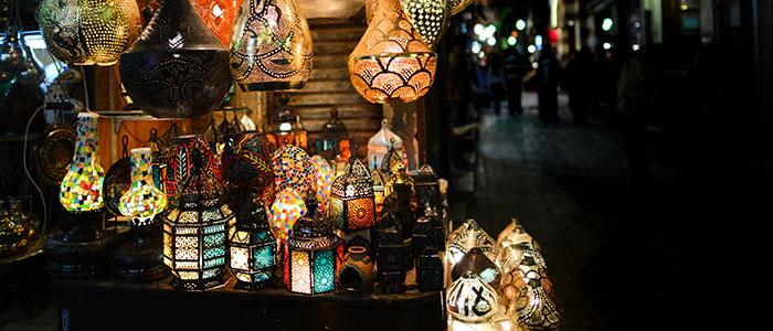 things to do in Egypt- khan el khalili market