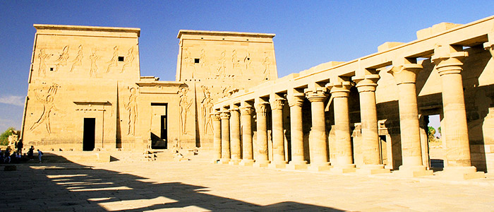 things to do in Egypt- philae temple complex