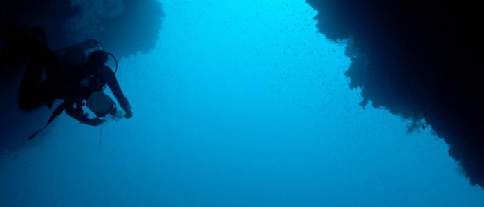red sea blue hole