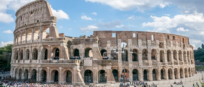 Go on Italy Tour Without Leaving Home - Italy Virtual Tour - Colesseum