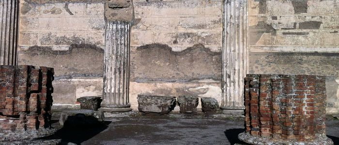Go on Italy Tour Without Leaving Home-Italy Virtual Tour - The Ruins of Pompeii