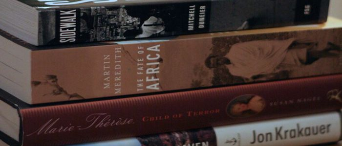 travel to Africa from Home: What to Read