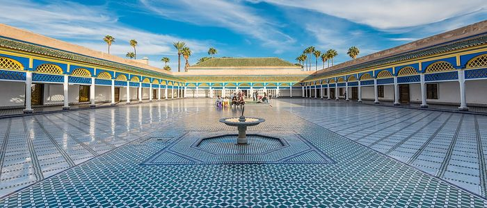 things to do in Morocco_Visit Bahia Palace