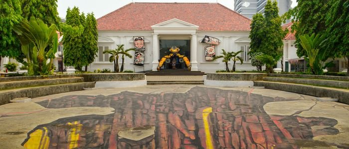 things to do in jakarta_National Gallery of Indonesia