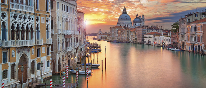 romantic holidays for couples - Venice