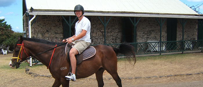 Horse Riding Delights