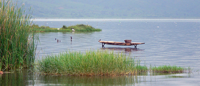 Discover Ghana's Only Natural Lake