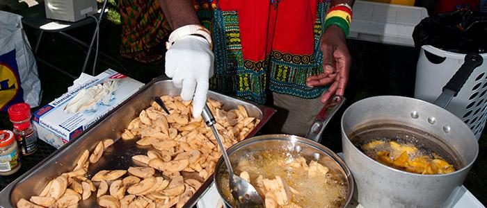 Take a Local Cooking Ghanaian Class