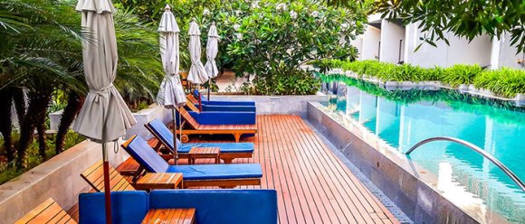 Staycation spots in Mauritius - Le Cardinal Exclusive Resort